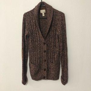 Forever 21 V Neck Long Cardigan Sweater